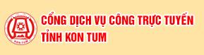 Cổng thông tinh dịch vụ trực tuyến tỉnh Kon Tum